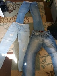Mens Jean's and shorts. size 32/30 and 34/32.  Baltimore, 21202