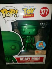 Pop! Disney Pixar Toy Story 377 Army Man vinyl figure box La Puente, 91744