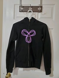 TNA Hoodie with zipper and central logo Toronto, M1X 1W1