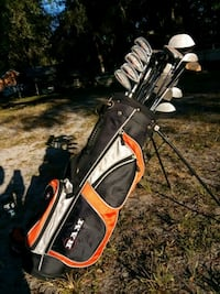 Golf bag with clubs Oviedo, 32765