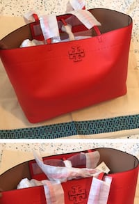 Tory burch McGraw tote *Price is firm* Original price is $398 218 mi