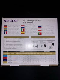 Netgear AC1200 Washington, 20036