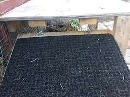 Free rustic dog ramp removable ramp for snow
