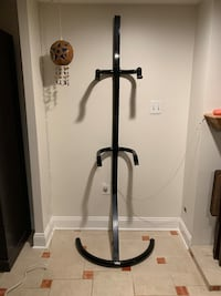 Freestanding Gravity Bike Stand - 2 Bikes