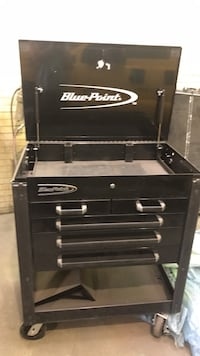 Very nice blue point tool cart(LARGE) Bedford, 15522