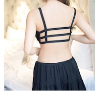 Black Strappy Bra Mosinee, 54455