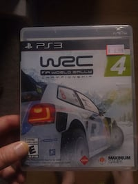 Sony ps3 racing game Edmonton, T5Y 2H2