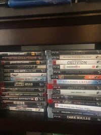 29 PS3 games Alexandria, 22311