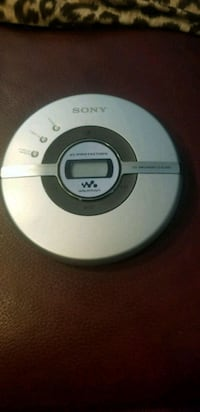PERSONAL CD PLAYER SONY