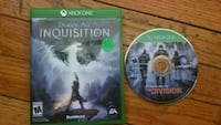 $10 Xbox One games Wilkes-Barre, 18706