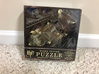 Harry Potter puzzle Ashburn, 20147