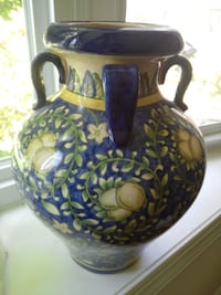 Large Porcelain Ginger Jar or Vase ROCKVILLE