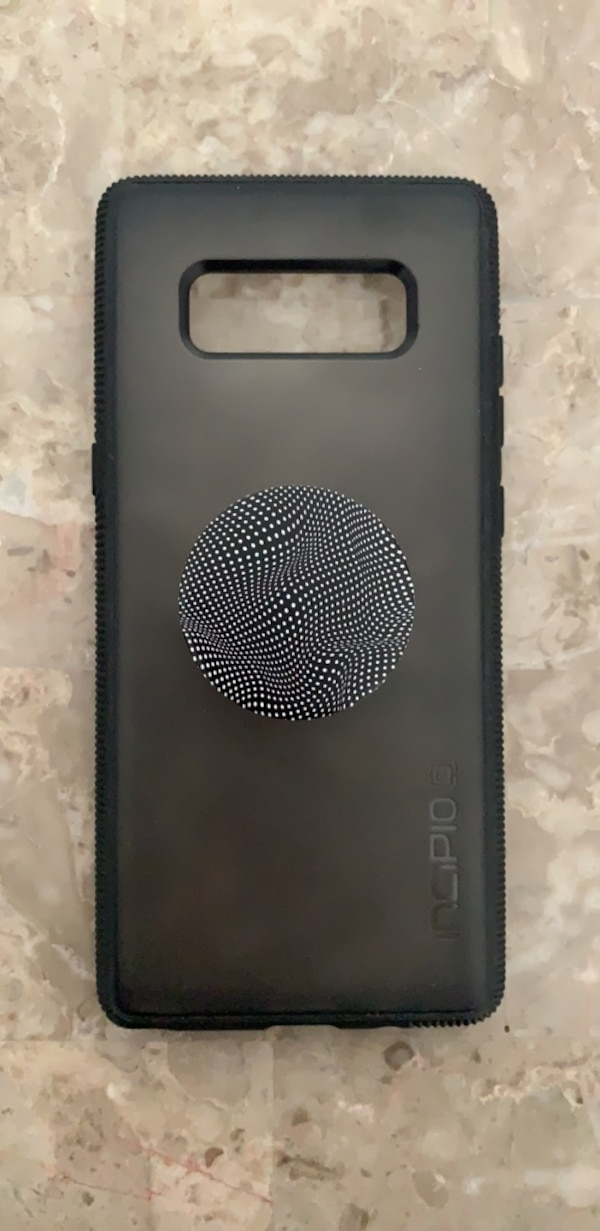 san francisco 70f65 d70dc Incipio Case for NOTE 8 WITH pop Socket