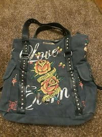 Large Ed Hardy bag Sioux Falls, 57106