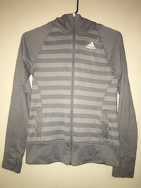 Gray zip-up jacket Oxnard, 93030