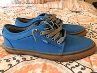 Brand New blue-and-white low top sneakers Rensselaer, 12144