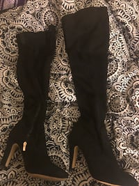 Knee high boots Celina