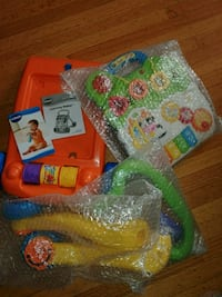 toddler's assorted toys Vancouver