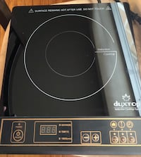 Induction cooktop Fort Washington, 20744