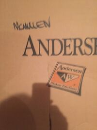 Andersen door NEW Townsend, 19734