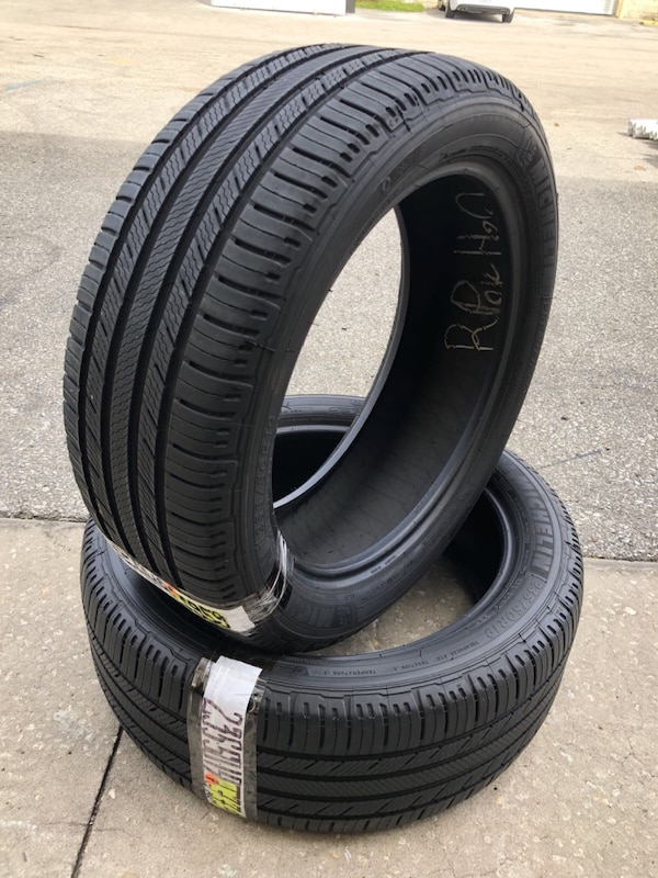 Used Tires Orlando >> 235 50 19 Michelin Premier Ltx 2 Used Tires 80 Life