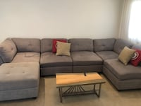 Sectional Sofa & Chaise Set New Orleans, 70125