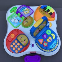 Fisher Price toddler interactive toy/learning centre Toronto, M3B 1J7