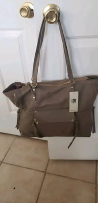 Brand new Kooba tote bag leather Roomy