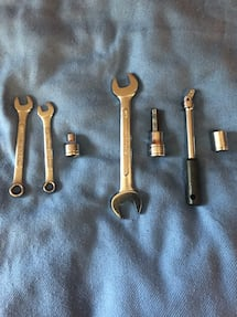 Misc. Sockets and Wrenches