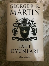Game of Thrones Kitap