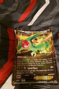 big pokemon card