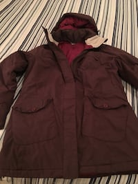 MEC  women size M parka/ coat/ long jacket..