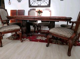 Beautiful dining set large