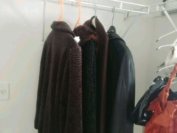 Ladies coats leather cloth 61fc2bb7-a3af-4c25-9583-0dfcde50bfb6