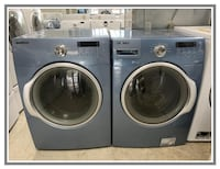 Samsung set washer and dryer Charlotte