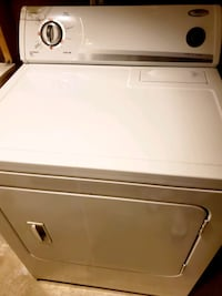 Whirpool washer and dryer  Mississauga, L5L