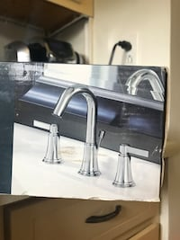 Brand new lavatory faucet chrome finish in box never open yet Winnipeg, R3R 1J4