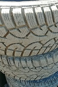 215/60/15 winter tires  Mississauga, L5T 1H7