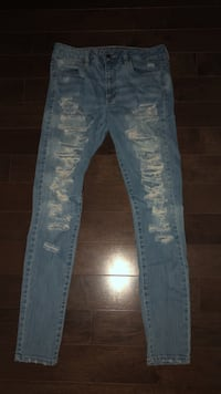 American Eagle Woman Jeans Size 10 Mount Forest, N0G