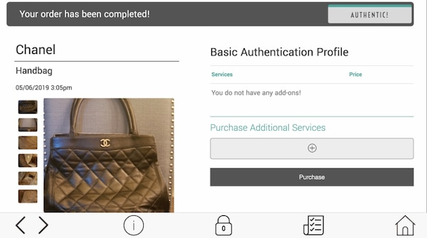 0097d235387b9e Used Authentic Chanel tote - verified authentic - new lower price ...