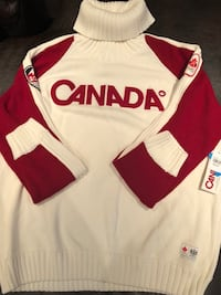 Brand Nee:the Bay Canada Olympic Collection Men's sweater Vaughan