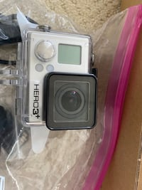 GoPro Hero 3+ Black Edition LOT with 32GB Micro SD and MORE! San Jose, 95120