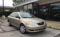 2008 Toyota Corolla DOWN PAYMENT!! Stow