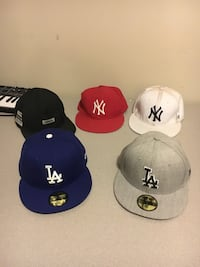 5 HATS FOR SALE MSG FOR PRICES Surrey, V3X 0G4
