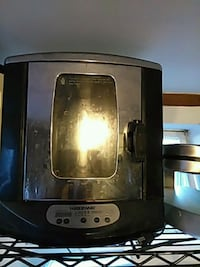 black and gray rotisserie very good condition  Washington, 20020
