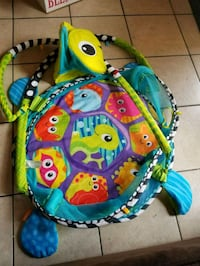 Play area for baby's turtle  Seaside