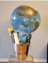 Father's day gift bucket $80 -$85 Toronto, M1B 5P5