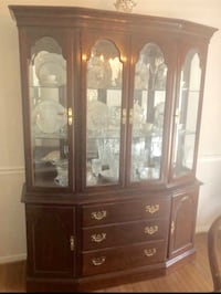 China Cabinet and Side Bar Upper Marlboro, 20772