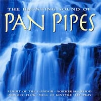 Great for Yoga, Relaxation, Meditation ** CD The Haunting Sound of Pan Pipes