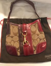 Signature Coach Hobo Small Toronto, M4L 1N7